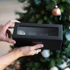 画像4: 【STACKERS】時計 ボックス 4個 時計  ブラック スタッカーズ ジュエリーケース  イギリス ロンドン ジュエリー クセサリー ケース 収納 (4)