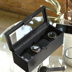 画像6: 【STACKERS】時計 ボックス 4個 時計  ブラック スタッカーズ ジュエリーケース  イギリス ロンドン ジュエリー クセサリー ケース 収納 (6)