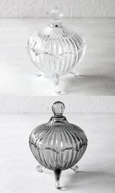 画像1: 【Bere glass】べーレ 3レッグスジャーS/ガラス  (1)