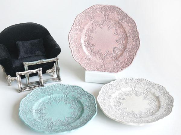 画像1: 【La Ceramic】ラ・セラミカ/プレート/皿/イタリア製 (1)