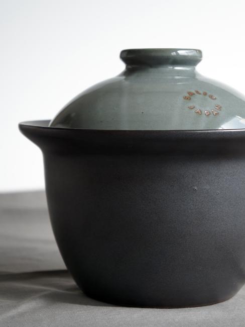 【楽天市場】ねじり手 緑釉 3合炊飯土鍋:産地問屋の 【サクラ陶器 】