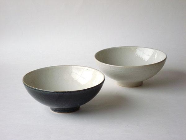 画像1: 【作山窯-SAKUZAN-】浅鉢/サラダボウル/ボウル/日本製/陶器 (1)