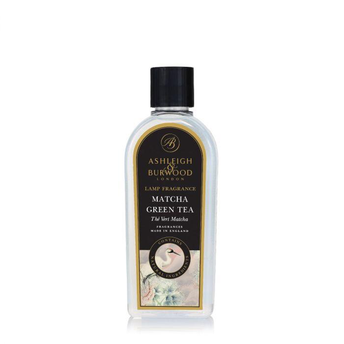 画像1: 【Ashleigh & Burwood】アシュレイ&バーウッド フレグランスオイル マッチャグリンティー 500ml /消臭剤/フレグランスランプ 殺菌 消臭 抗菌効果 イギリス製 ギフトにおすすめ ロンドン発 (1)