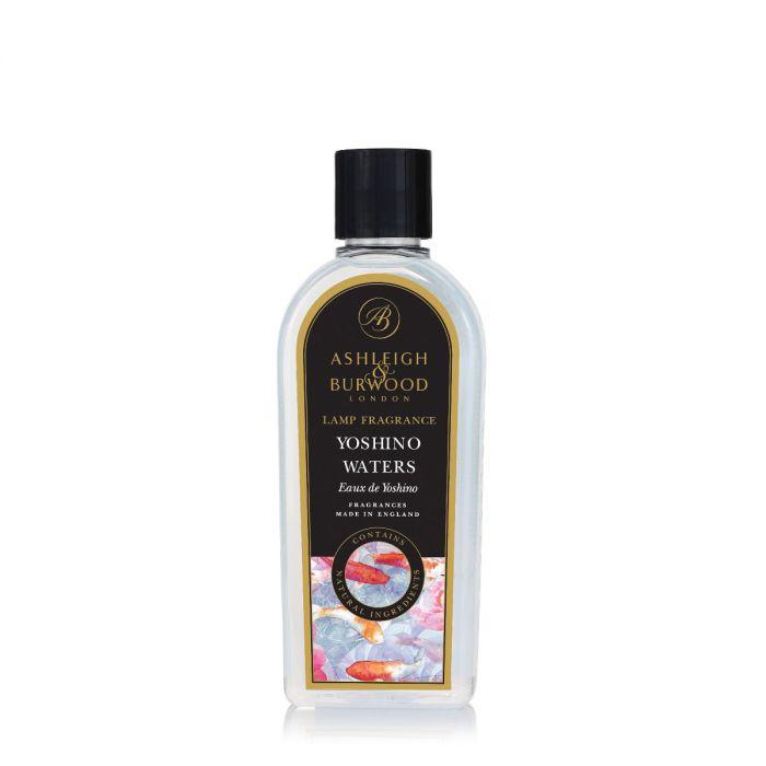 画像1: 【Ashleigh & Burwood】アシュレイ&バーウッド フレグランスオイル ヨシノウォーターズ 500ml /消臭剤/フレグランスランプ 殺菌 消臭 抗菌効果 イギリス製 ギフトにおすすめ ロンドン発 (1)