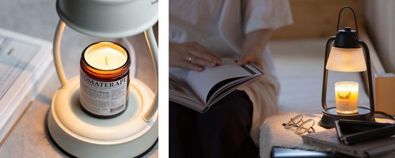 香る照明 CANDLE WARMER LAMP