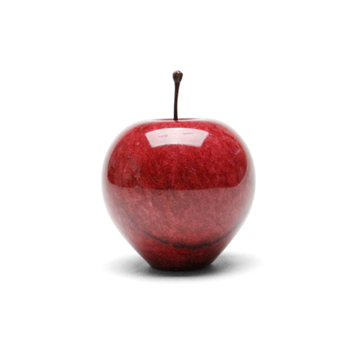 """画像1: 【DETAIL】マーブルアップル""""レッド/ラージ"""" Marble Apple """"Red / Large"""" (1)"""