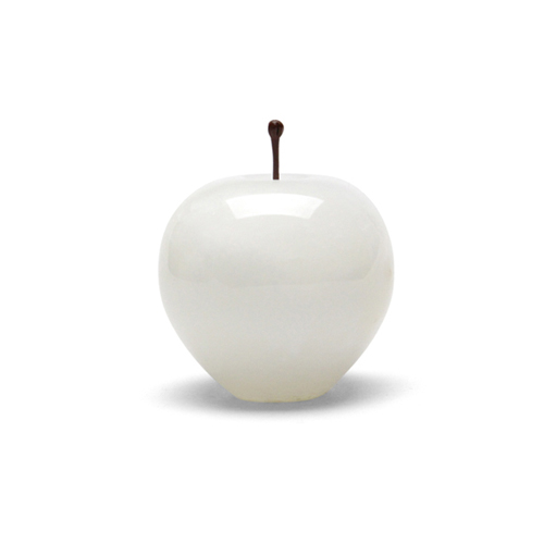 """画像1: 【DETAIL】マーブルアップル""""ホワイト/ラージ"""" Marble Apple """"White / Large"""" (1)"""