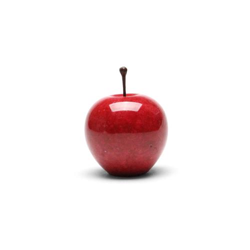 """画像1: 【DETAIL】マーブルアップル""""レッド/スモール"""" Marble Apple """"Red / Small"""" (1)"""