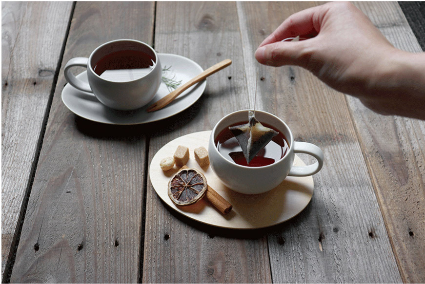SALIU 結 こだわりの茶器で楽しくおしゃれなティータイムを