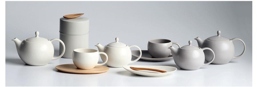 SALIU茶器「結」シリーズ